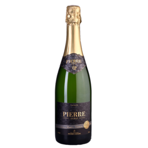 0e2f5b6b19d Pierre Zéro valge alkoholivaba vahuvein Blanc de Blancs/poolkuiv 0,0%