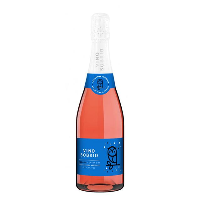 814b33ed8d5 VinoSobrio alkoholivaba roosa kuiv vahuvein 0,0%, extra-dry Pakkumises,  parim enne juuni 2019, kõlblik kuni 09.2019