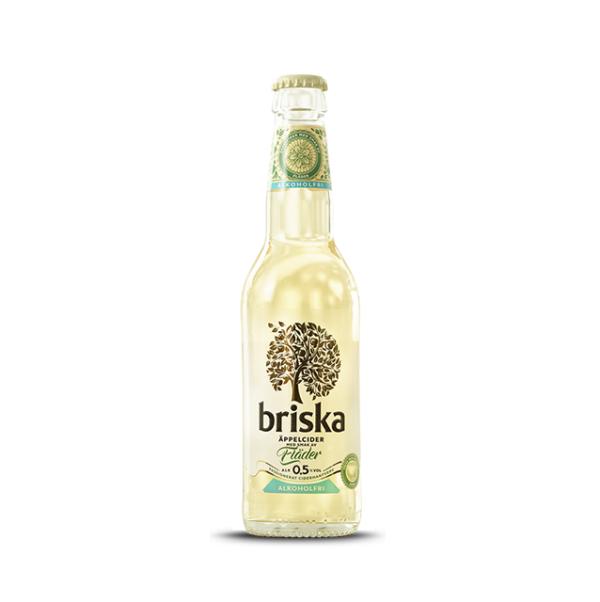 b8fc693af4f Briska leedriõiemaitseline alkoholivaba õunasiider 0,5% - Alkovabapood